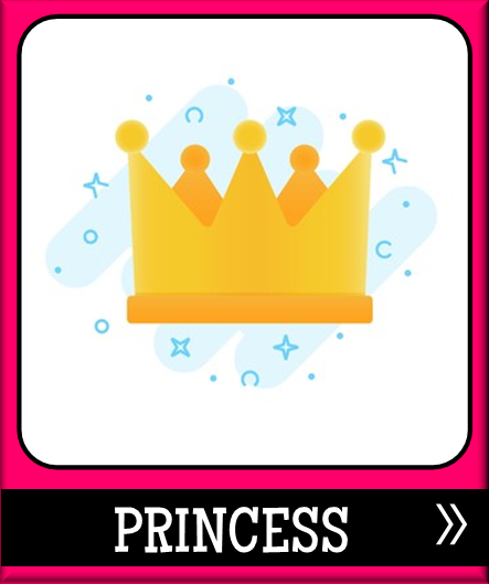 Printable Princess Theme Party Collection