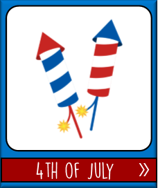 Printable 4th of July Games