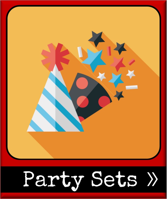 Theme Party Set