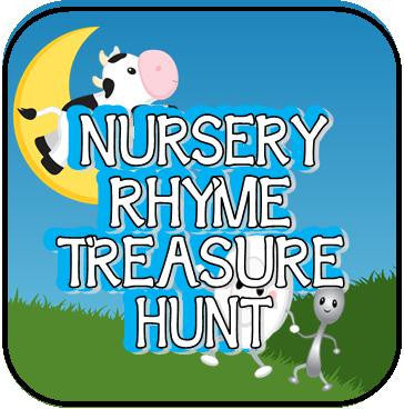 Indoor Nursery Rhyme Treasure Hunt
