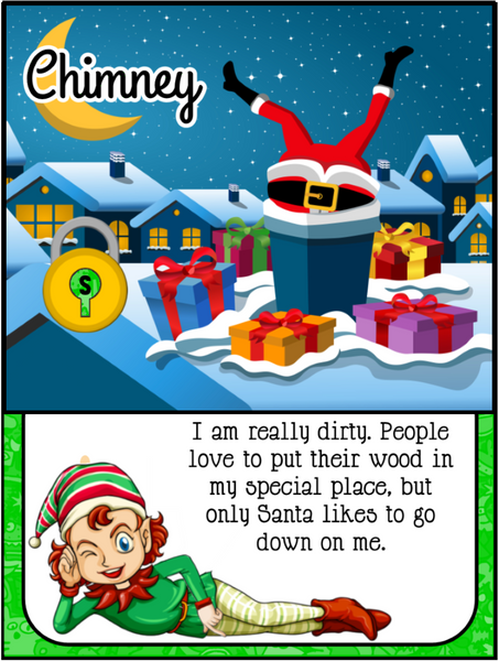 Dirty Elf - An Adult Christmas Party Game