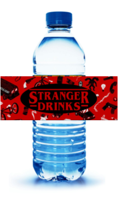 Stranger Things Party Printables w/ EDITABLE! Invitation