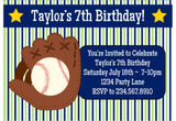 Baseball Kids Party Printables - EDITABLE!