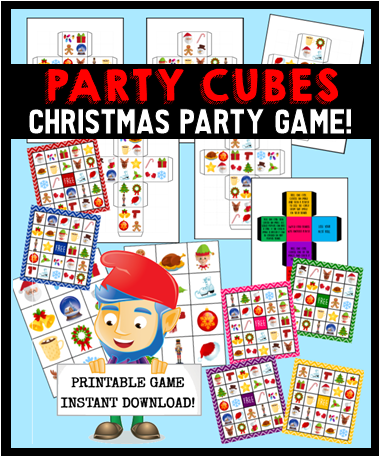 Christmas Party Cubes