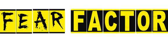 Fear Factor Party Banner
