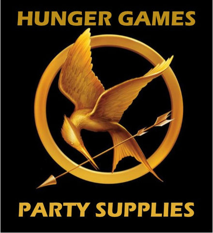 Printable Hunger Games Party Kit - Editable!