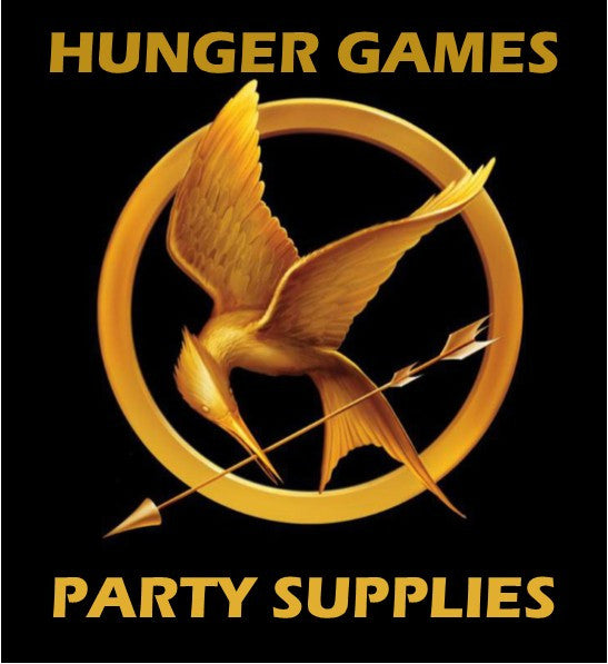 Hunger Games Party Printables Personalized Partygamesplus