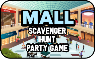 Amazing Mall Scavenger Hunt