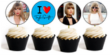 Taylor Swift Party Printables - EDITABLE!