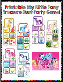 My Little Pony Picture Scavenger Hunt