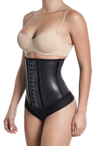 4 Steel Bone Slimming Latex Waist Cincher
