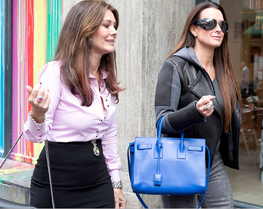 It's Bellinis and Birkins for the Beverly Hills Housewives