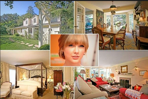 Taylor Swift's Beverly Hills Estate Gets Landmark Status