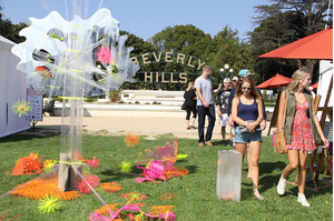 Beverly Hills Welcomes the artSHOW October 21-22