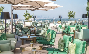 Your Table is Ready: Rooftop Cocktails in Beverly Hills!