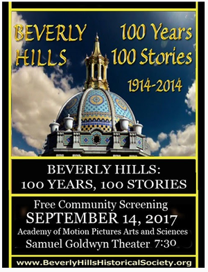 Beverly Hills...100 Years & 100 Stories
