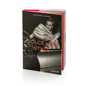 Dolce Vita Style coffee table book