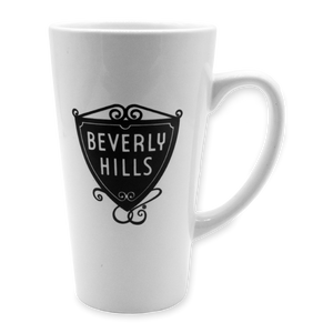 Beverly Hills Shield Coffee Mug
