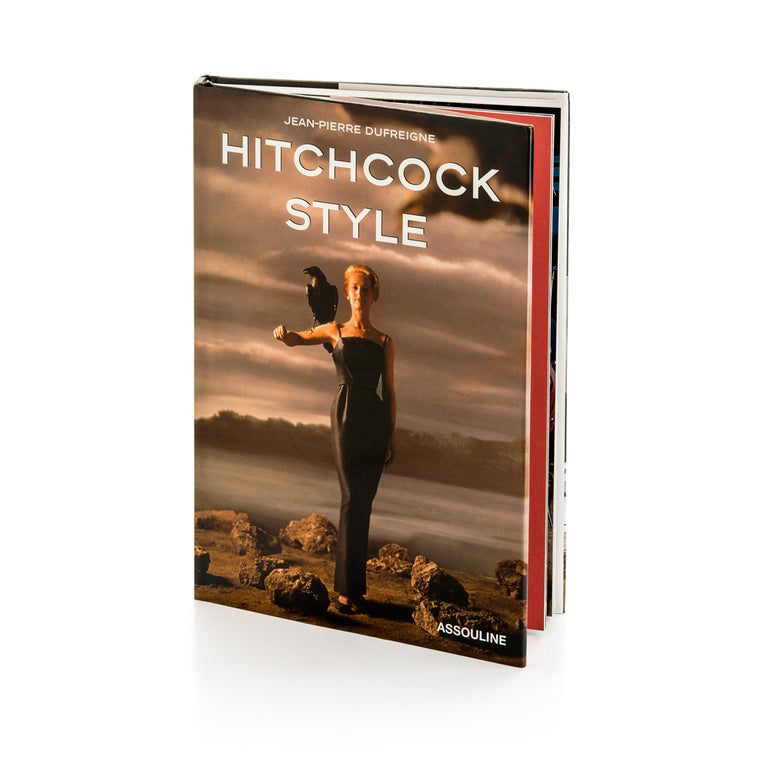 Hitchcock Style coffee table book
