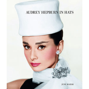 Audrey Hepburn in Hats coffee table book