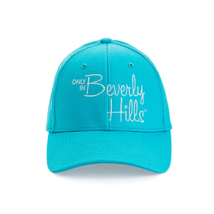Born in Beverly Hills blue hat