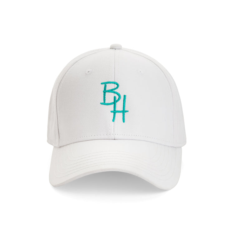 Classic Beverly Hills white hat