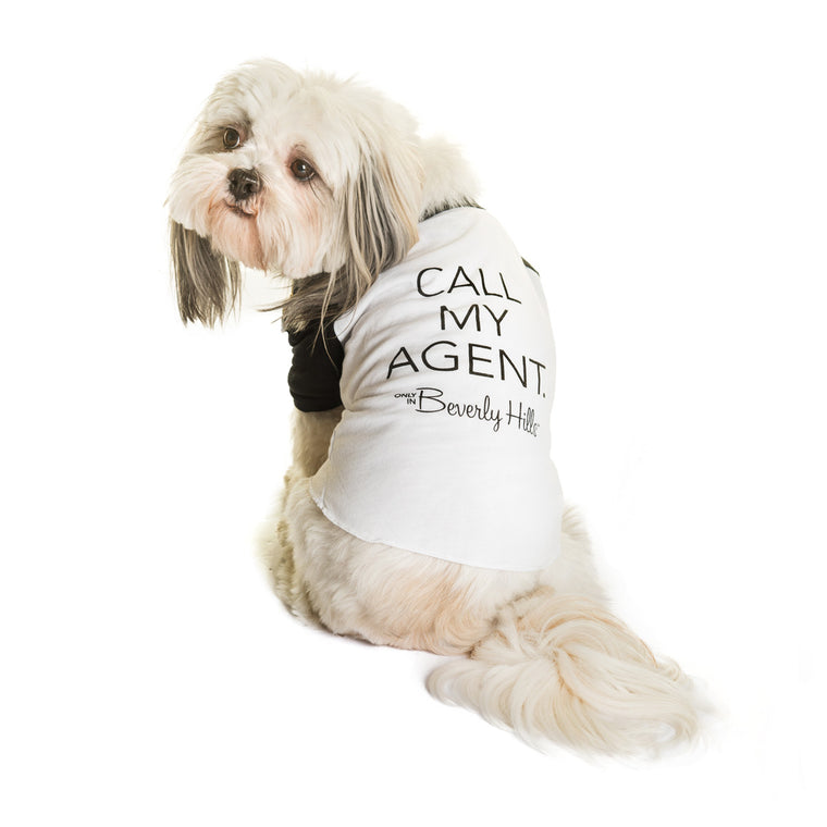 Beverly Hills Call My Agent T-Shirt, Dogs