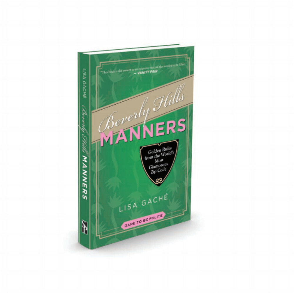 Beverly Hills Manners Book - Dare to be polite!