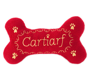 Carti-arf dog toy