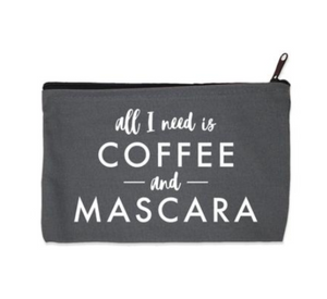 Pouch Coffee Mascara