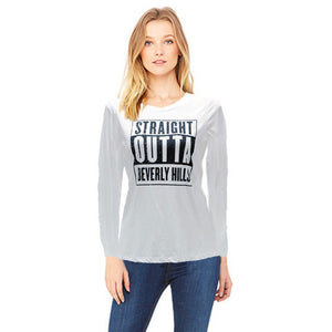 Straight Outta' Beverly Hills Women's T-Shirt