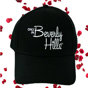Bachelorette Black Beverly Hills 90210 hat