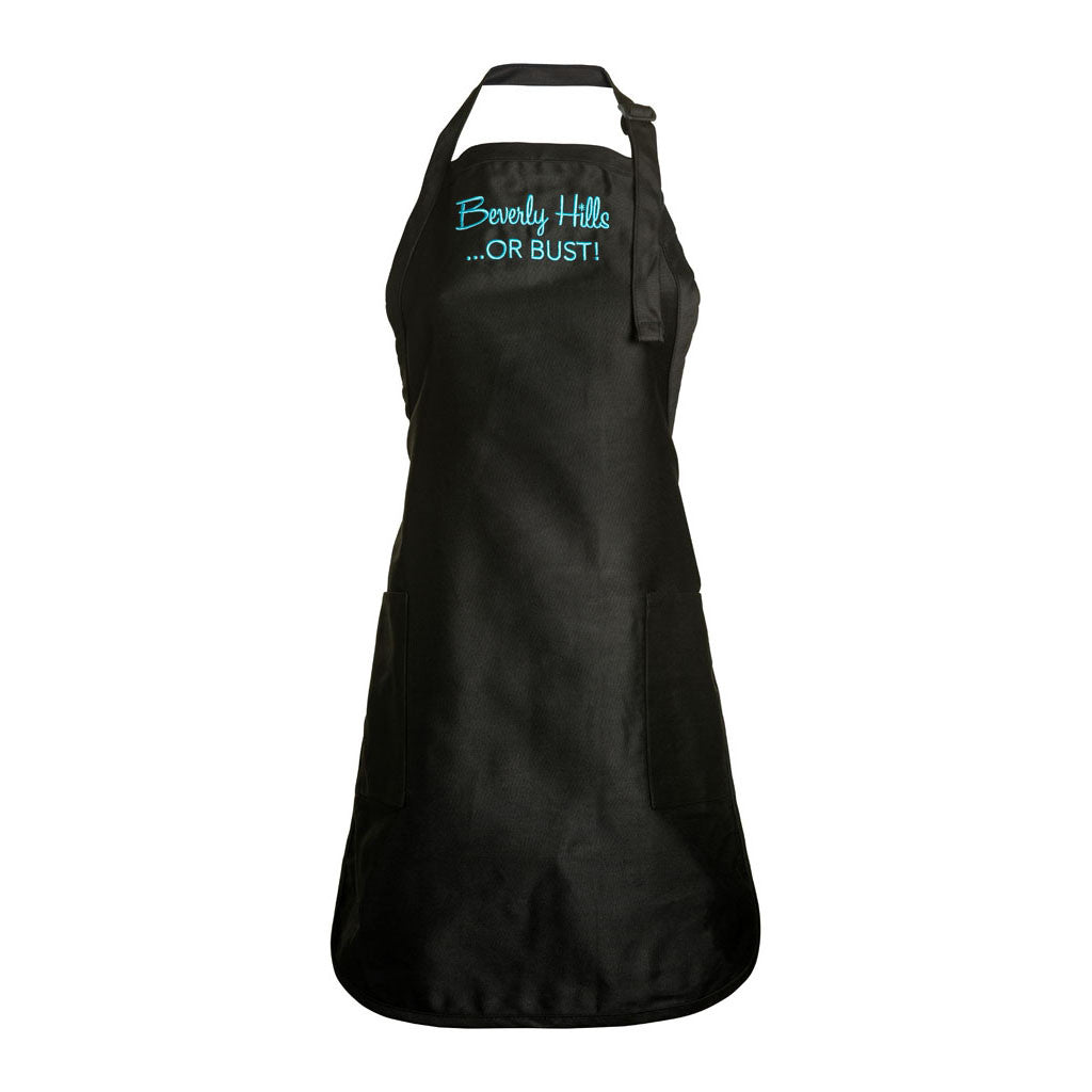 Beverly Hills or Bust Apron