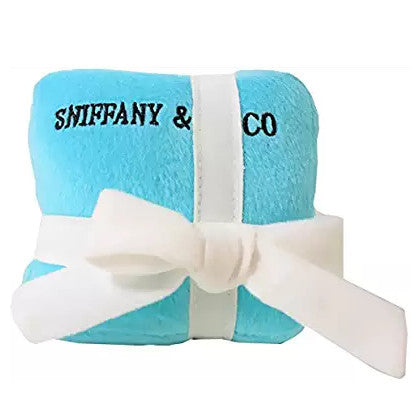 DOG TOY - SNIFFANY & CO.