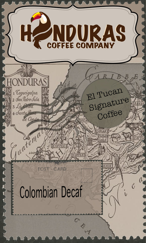 El-Tucan World Coffee Selections (Colombian Decaf)