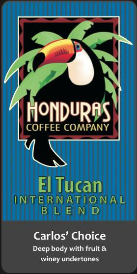 El-Tucan International Blend (Carlos' Choice)