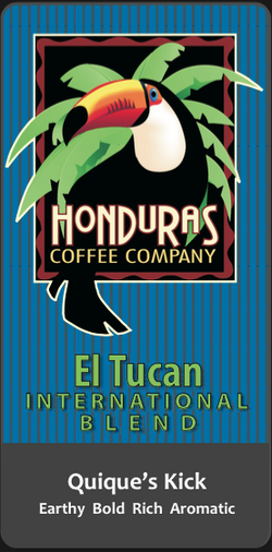 El-Tucan International Blend (Quique's Kick)