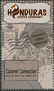 El-Tucan Flavored Coffee Selection (caramel Connection)