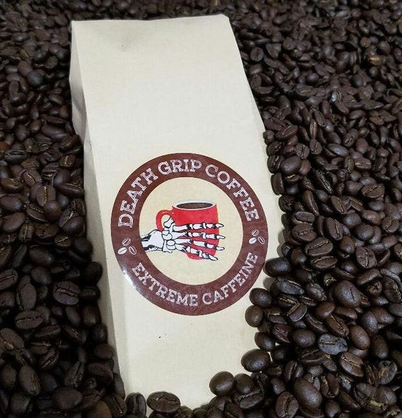 Death Grip Coffee (Extreme Caffeine)