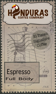 El-Tucan signature Coffee (Espresso Blend)