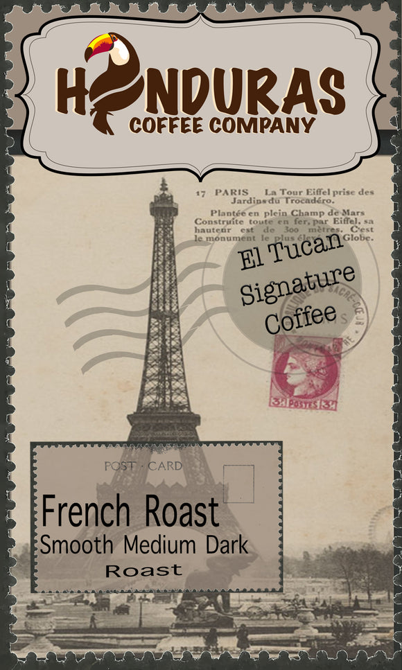 El-Tucan signature Coffee (French Roast)
