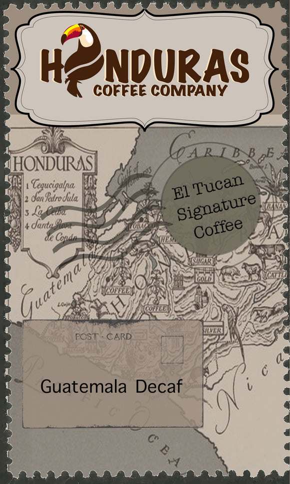 El-Tucan World Coffee Selections (Guatemala Decaf)