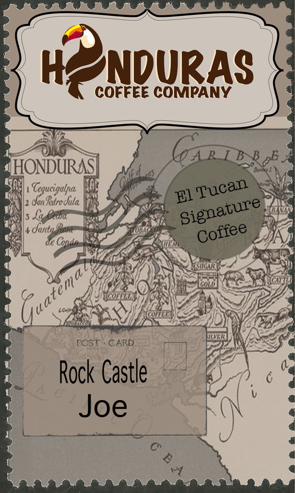El-Tucan International Blend (Rock Castle Joe)