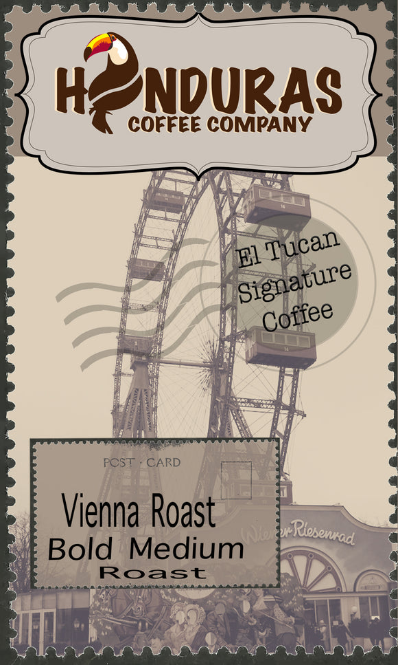 Copy of El-Tucan signature Coffee (Vienna Roast)
