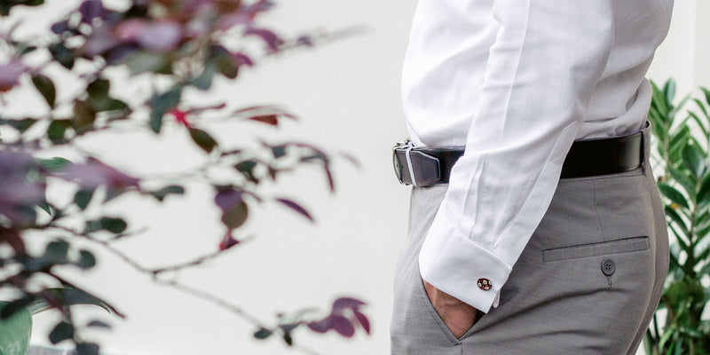 3 Reasons Why You Should Wear Cufflinks