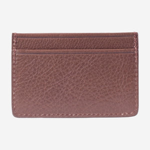 Lotuff Credit Card Wallet Clay Back