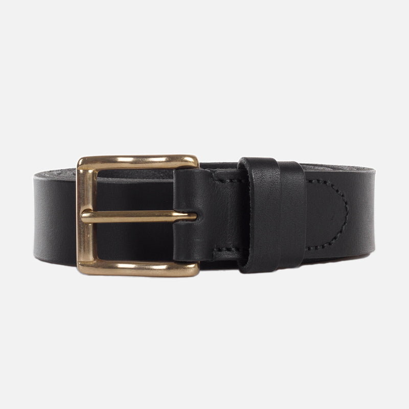 Mismo Classic Belt Black Side