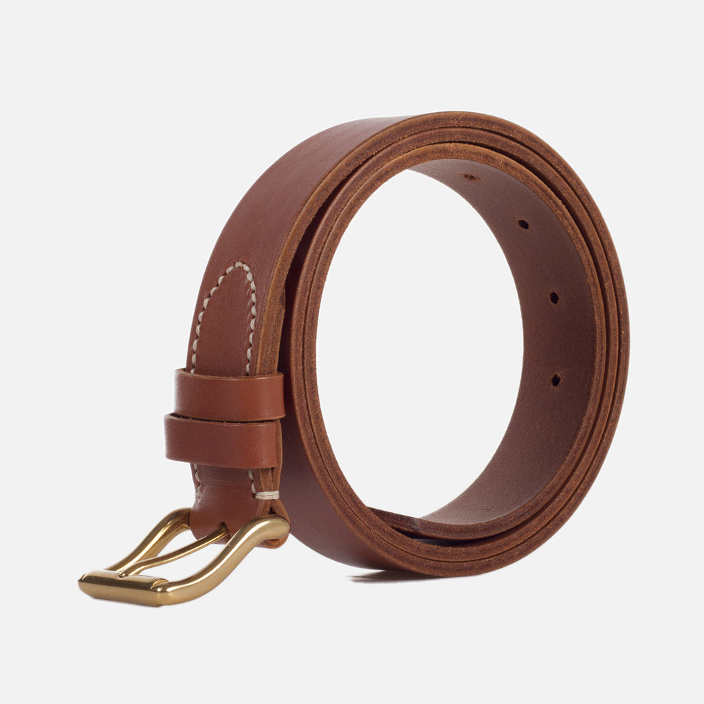 Mismo Classic Belt Cuoio Side