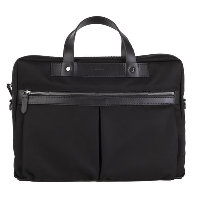 Mismo M/S Office Black/Black Front