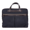 Mismo M/S Office Navy/Dark Brown Front